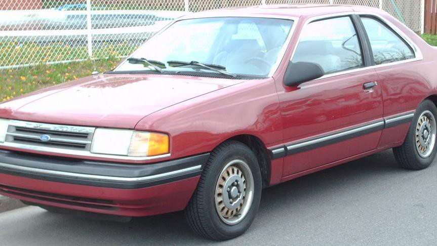 Ford Tempo купе, 1987–1995, 1 поколение - отзывы, фото и характеристики на Car.ru