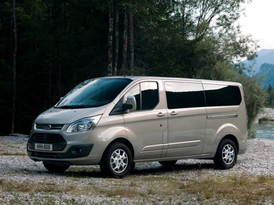 Ford Tourneo, Барнаул