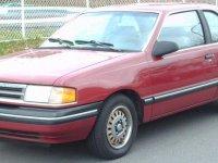 Ford Tempo, 1 поколение, Купе, 1987–1995