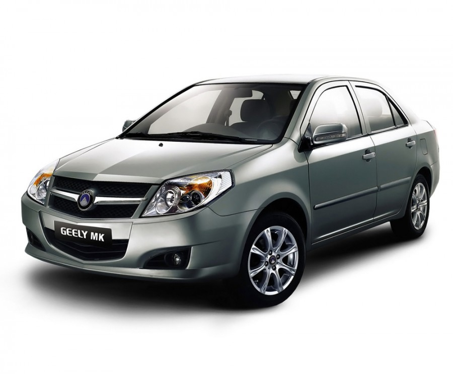 Geely MK седан, 2008–2014, 1 поколение - отзывы, фото и характеристики на Car.ru