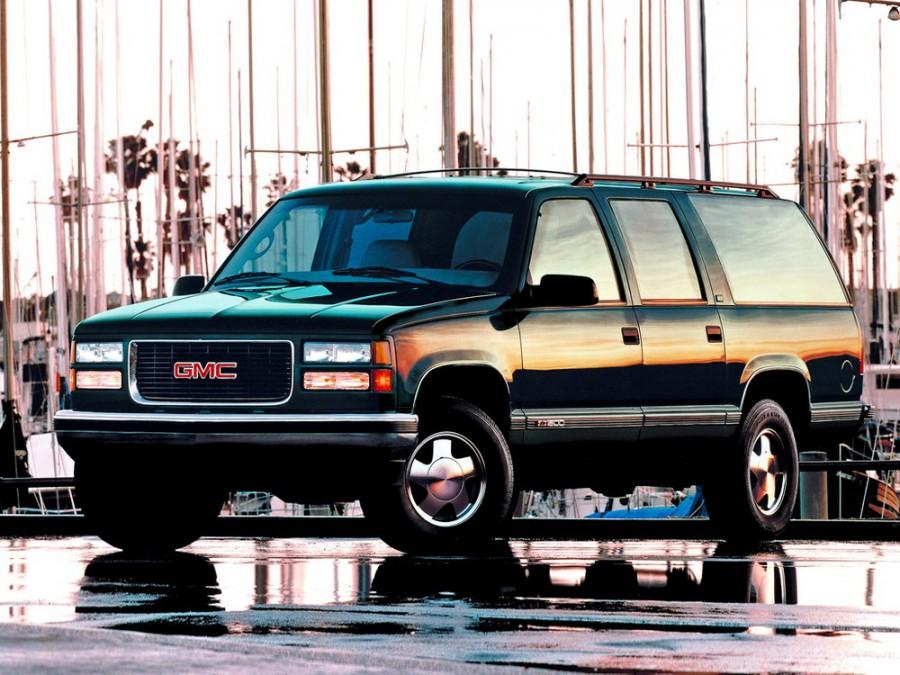Gmc Suburban внедорожник, 1995–1999, 9 поколение - отзывы, фото и характеристики на Car.ru