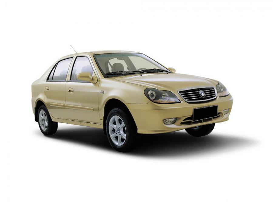 Geely Otaka седан, 2005–2009, 1 поколение - отзывы, фото и характеристики на Car.ru