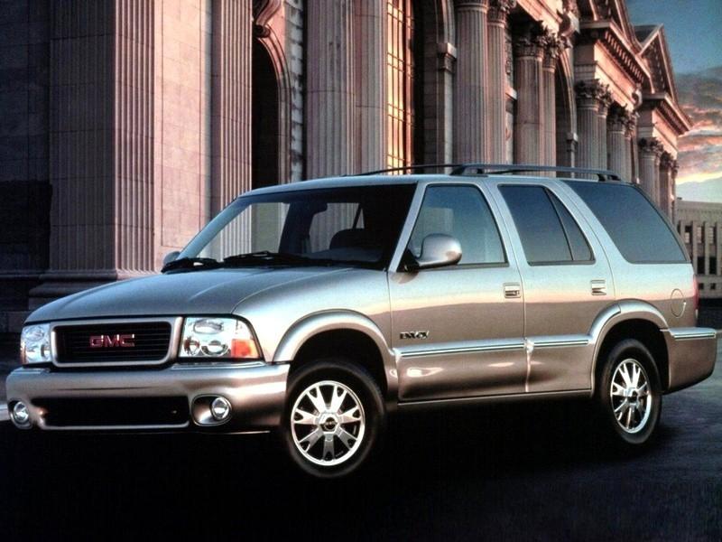 Gmc Envoy кроссовер, 1997–2001, 1 поколение - отзывы, фото и характеристики на Car.ru
