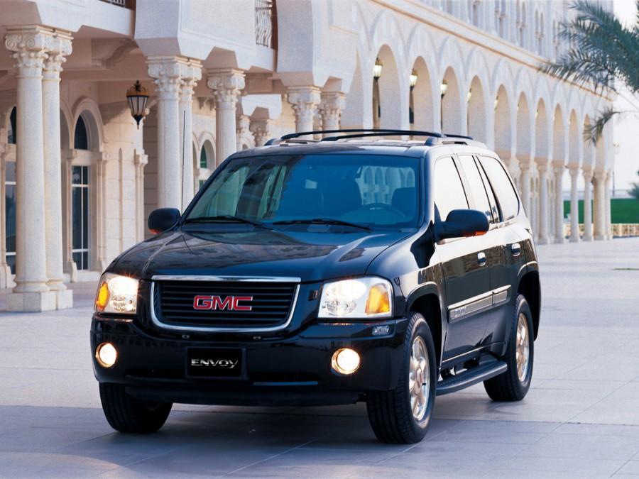 Gmc Envoy кроссовер, 2001–2014, 2 поколение - отзывы, фото и характеристики на Car.ru