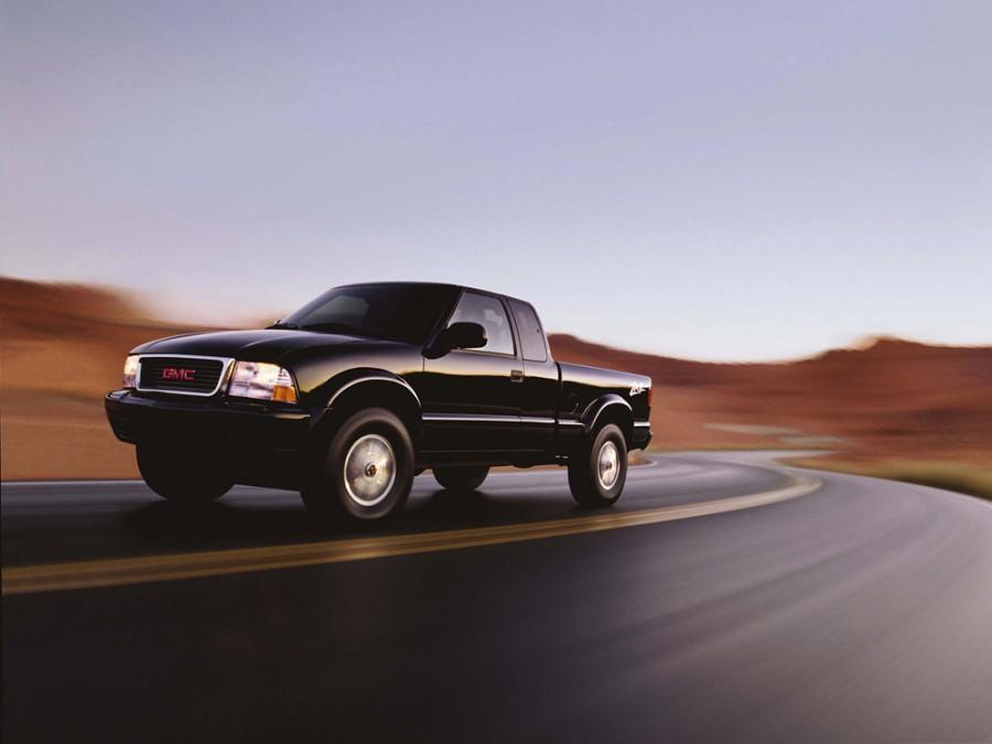 Gmc Sonoma пикап, 1996–2014, 1 поколение - отзывы, фото и характеристики на Car.ru