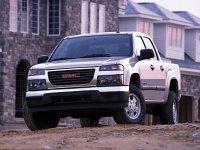 Gmc Canyon, 1 поколение, Crew cab пикап 4-дв., 2003–2014