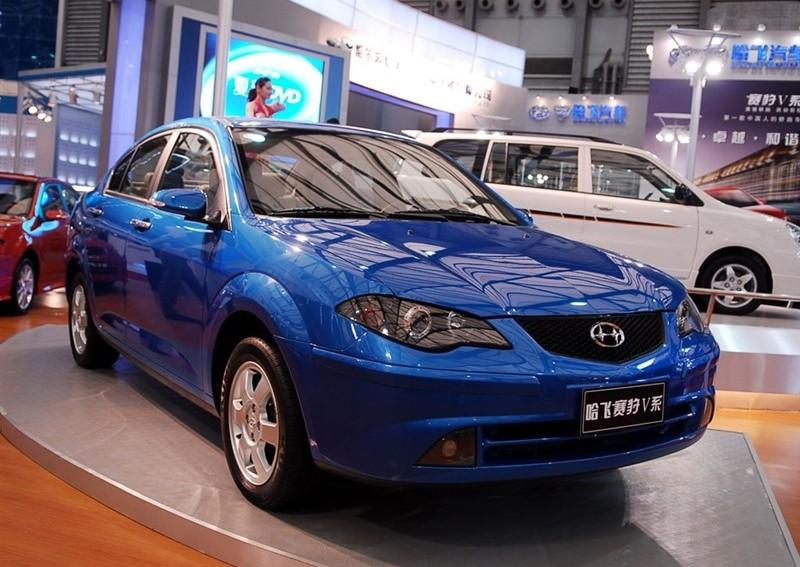 Hafei Princip седан, 2006–2014, 5 [рестайлинг] - отзывы, фото и характеристики на Car.ru