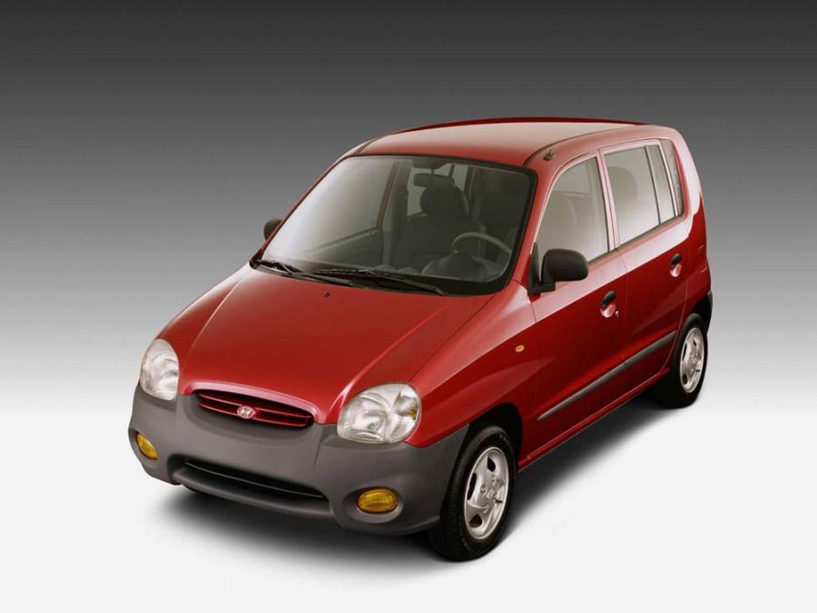 Hyundai Atos хетчбэк, 1997–2003, Atos - отзывы, фото и характеристики на Car.ru