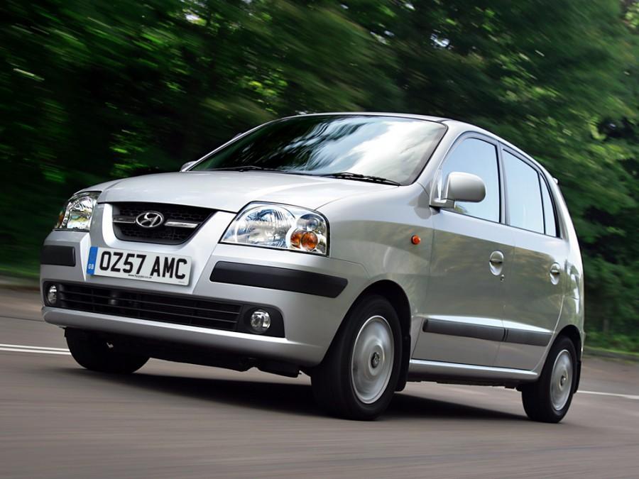Hyundai Amica хетчбэк, 2005–2008, 2 поколение - отзывы, фото и характеристики на Car.ru
