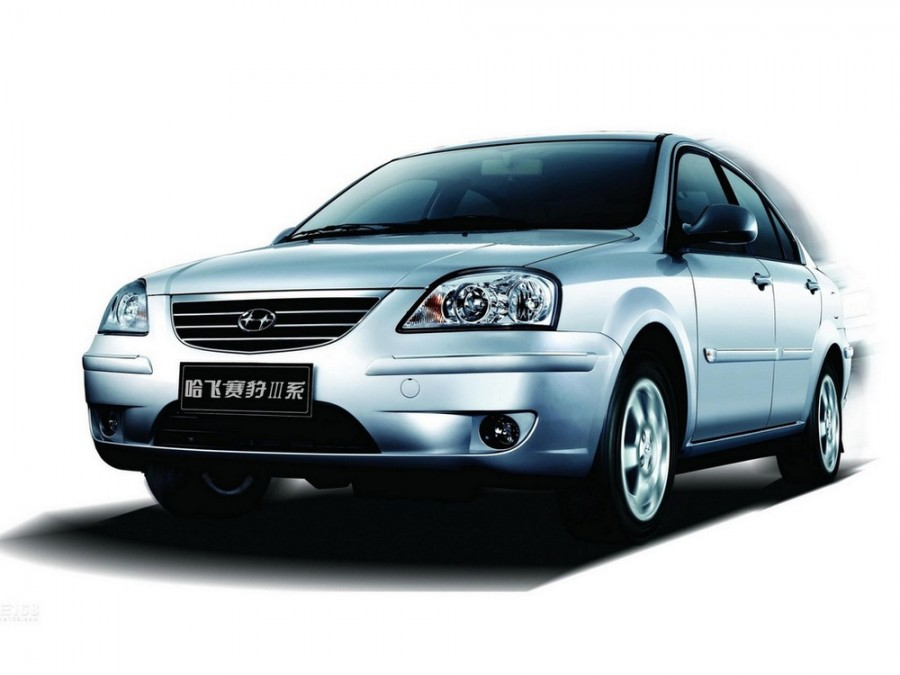 Hafei Saibao седан, 2006–2014, 1 поколение - отзывы, фото и характеристики на Car.ru