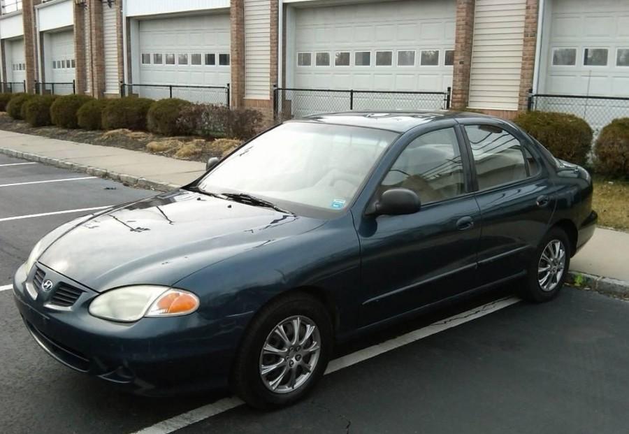 Hyundai Avante седан, 1998–2000, J3 [рестайлинг] - отзывы, фото и характеристики на Car.ru