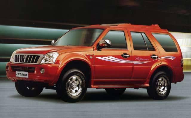 GreatWall Pegasus внедорожник, 2007–2014, 1 поколение - отзывы, фото и характеристики на Car.ru