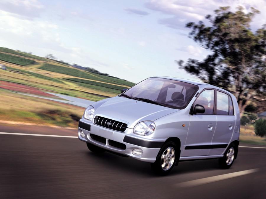 Hyundai Atos хетчбэк, 1999–2001, 1 поколение - отзывы, фото и характеристики на Car.ru