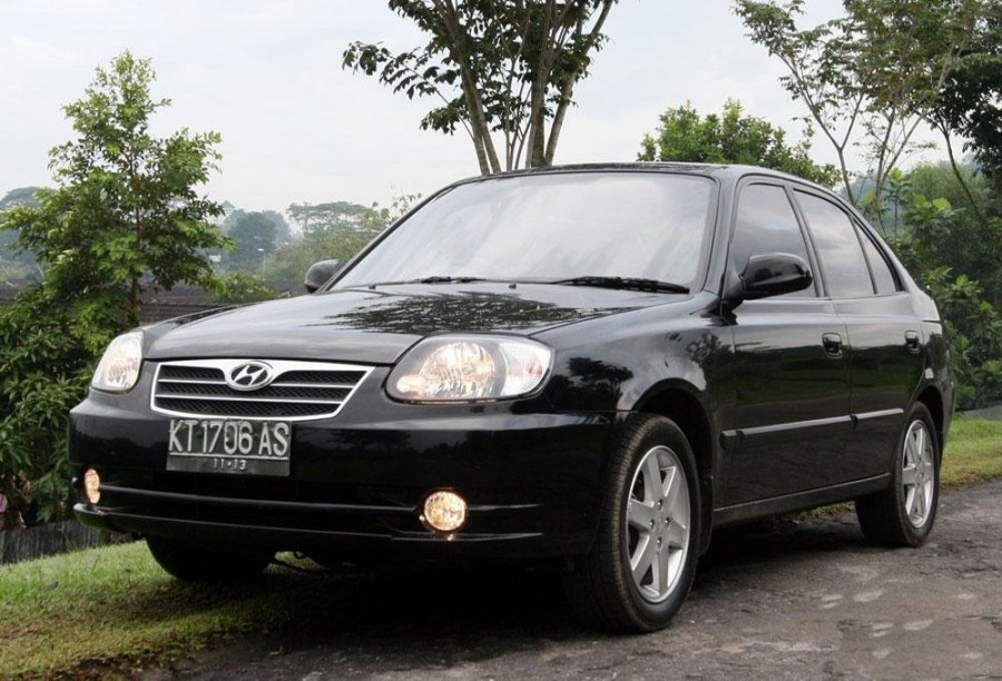 Hyundai Avega хетчбэк, Avega - отзывы, фото и характеристики на Car.ru
