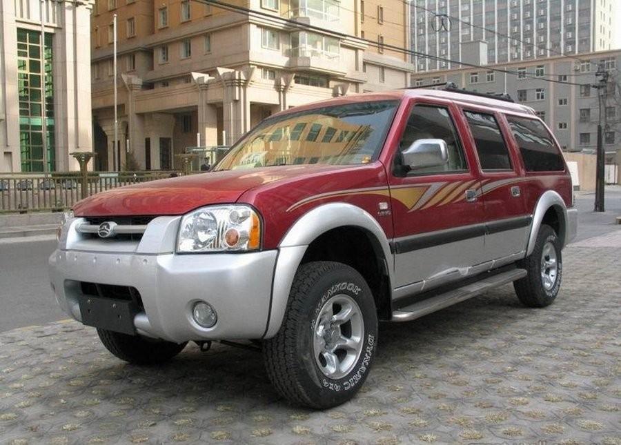GreatWall Sing внедорожник, 2007–2014, 1 поколение - отзывы, фото и характеристики на Car.ru