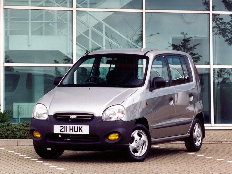 Hyundai Atoz хетчбэк, 1997–2003, 1 поколение - отзывы, фото и характеристики на Car.ru