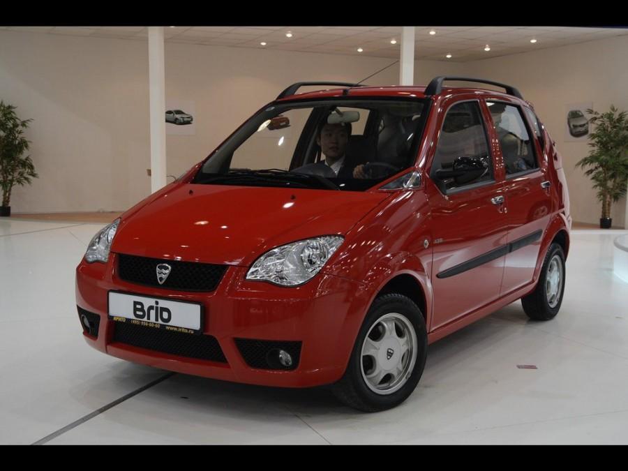 Hafei Brio хетчбэк, 2004–2014, 1 поколение [рестайлинг] - отзывы, фото и характеристики на Car.ru