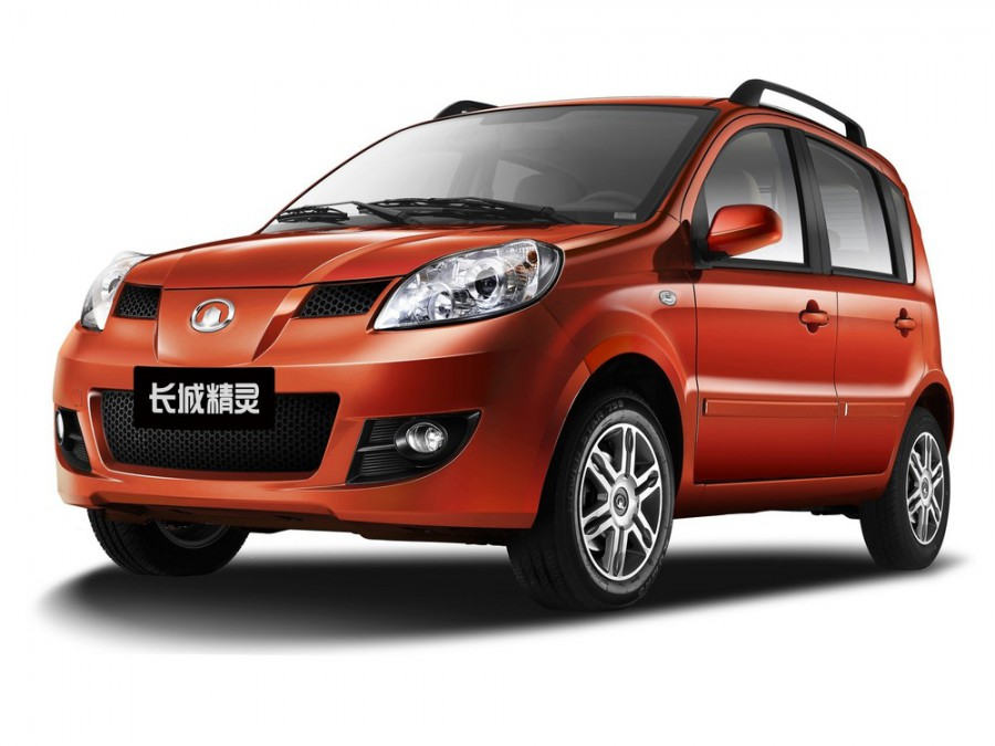 GreatWall Peri хетчбэк, 2008–2010, 1 поколение - отзывы, фото и характеристики на Car.ru