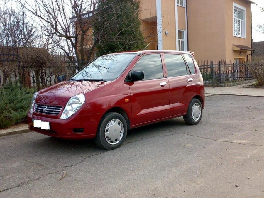 Hafei Sigma хетчбэк, 2005–2014, 1 поколение - отзывы, фото и характеристики на Car.ru