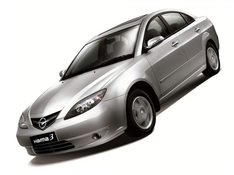 Haima 3 седан, 2010–2013, 1 поколение - отзывы, фото и характеристики на Car.ru