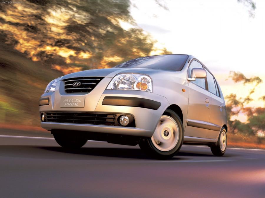Hyundai Atos хетчбэк, 2004–2008, 2 поколение - отзывы, фото и характеристики на Car.ru