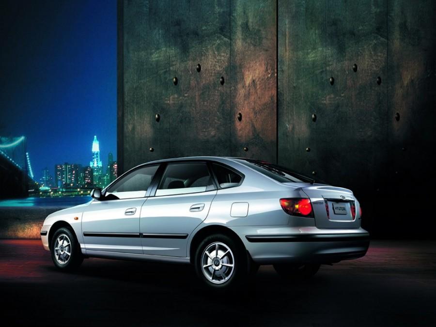 Hyundai Avante хетчбэк, 2000–2003, XD - отзывы, фото и характеристики на Car.ru