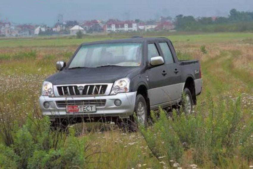 GreatWall Socool пикап, 2006–2014, 1 поколение - отзывы, фото и характеристики на Car.ru