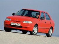 Hyundai Accent, X3, Хетчбэк 5-дв., 1994–1997
