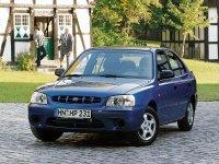 Hyundai Accent, LC, Хетчбэк 5-дв., 1999–2013