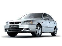 Hyundai Accent, LC, Седан, 1999–2013