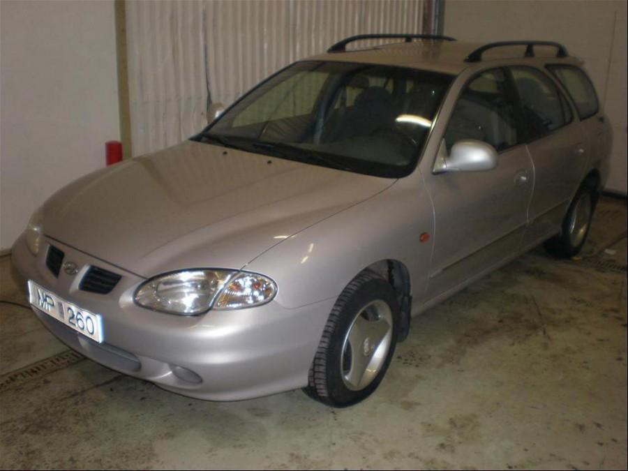 Hyundai Elantra универсал, 1998–2000, J2 [рестайлинг] - отзывы, фото и характеристики на Car.ru