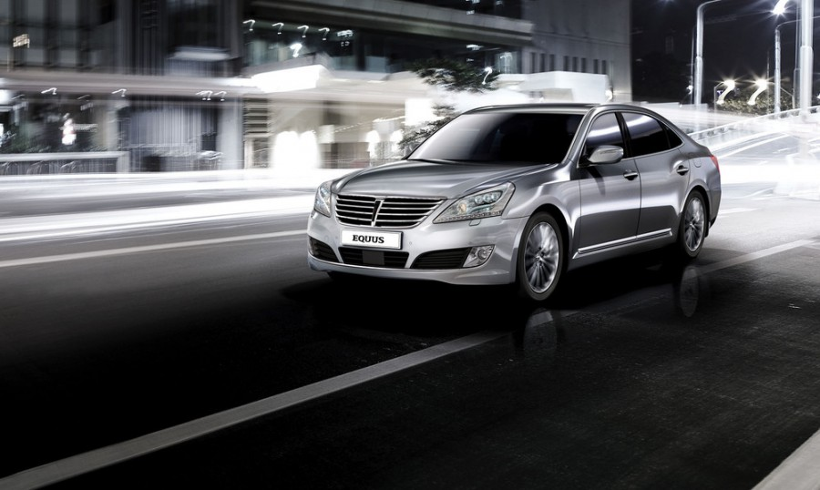 Hyundai Equus седан 4-дв., 2013–2016, 2 поколение [рестайлинг] - отзывы, фото и характеристики на Car.ru
