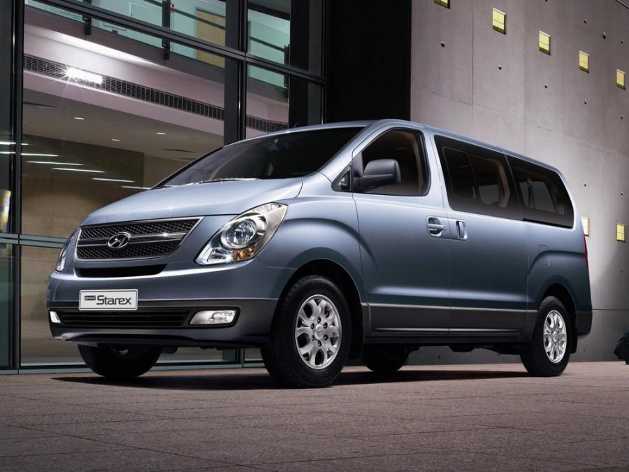 Hyundai H1, Абакан