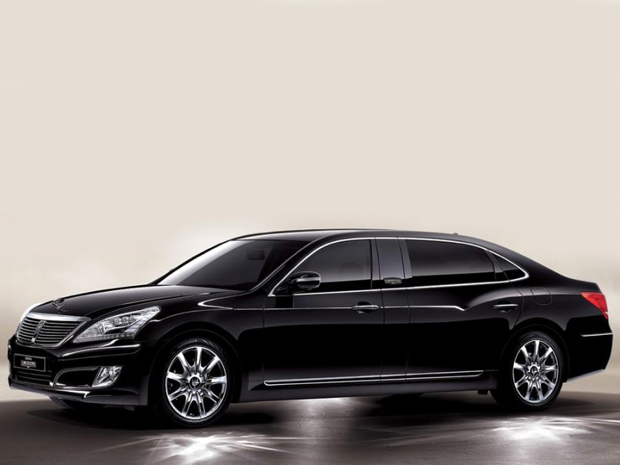 Hyundai Equus Limousine седан 4-дв., 2013–2016, 2 поколение [рестайлинг] - отзывы, фото и характеристики на Car.ru