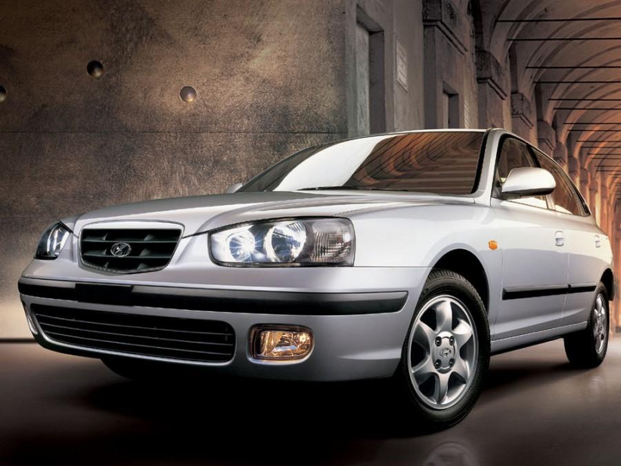 Hyundai Elantra хетчбэк, 2000–2003, XD - отзывы, фото и характеристики на Car.ru