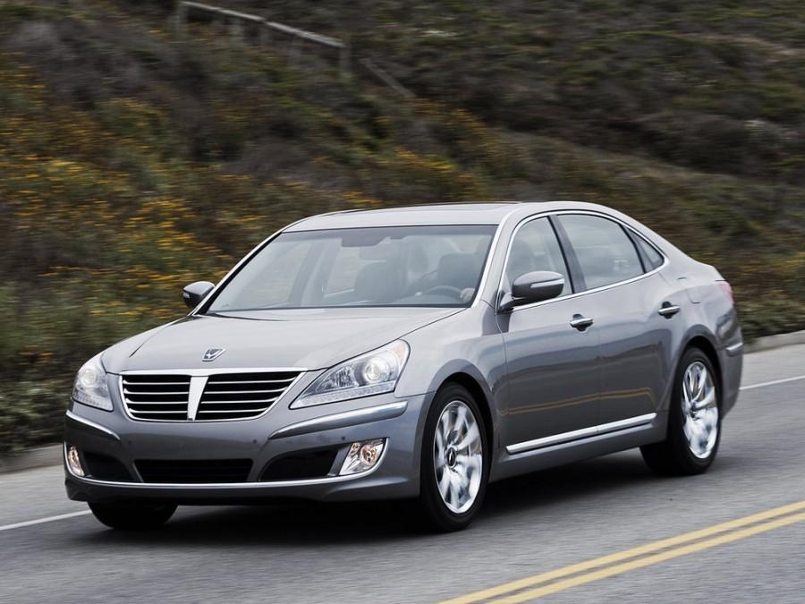 Hyundai Centennial седан, 2010–2016, 2 поколение - отзывы, фото и характеристики на Car.ru