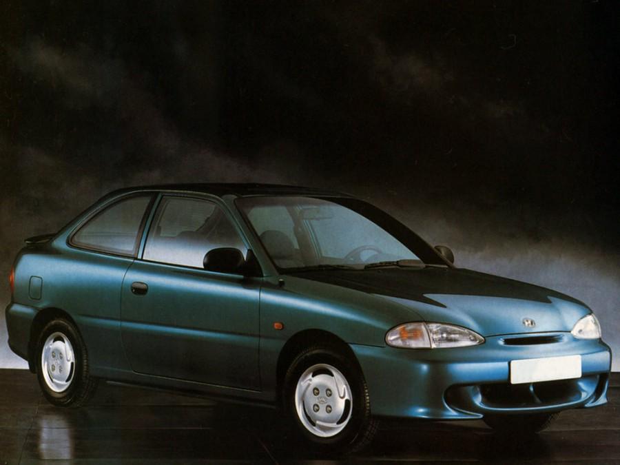 Hyundai Excel хетчбэк 3-дв., 1994–1997, X3 - отзывы, фото и характеристики на Car.ru