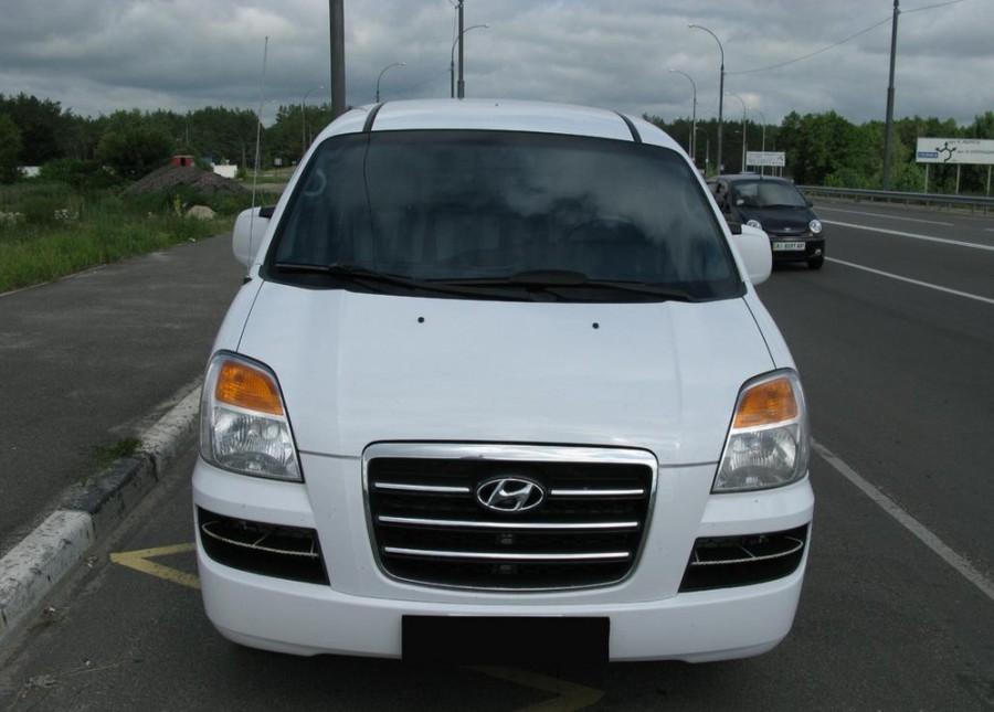 Hyundai H1 фургон, 2004–2007, Starex [рестайлинг] - отзывы, фото и характеристики на Car.ru