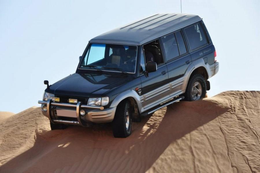 Hyundai Galloper Exceed внедорожник 5-дв., 1998–2001, 2 поколение - отзывы, фото и характеристики на Car.ru