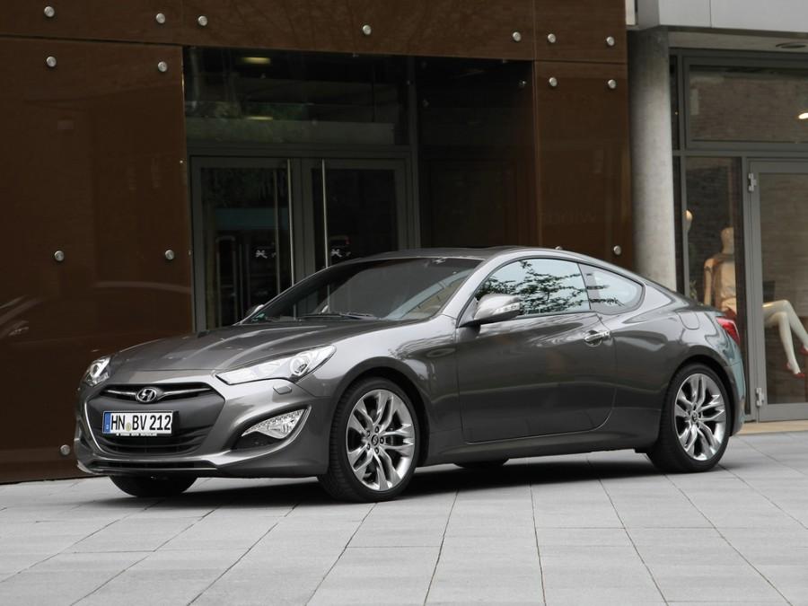 Hyundai Genesis купе, 2011–2014, 1 поколение [рестайлинг] - отзывы, фото и характеристики на Car.ru