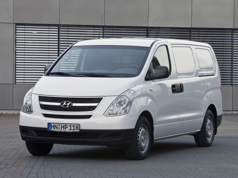 Hyundai H1 фургон, 2007–2016, Grand Starex - отзывы, фото и характеристики на Car.ru