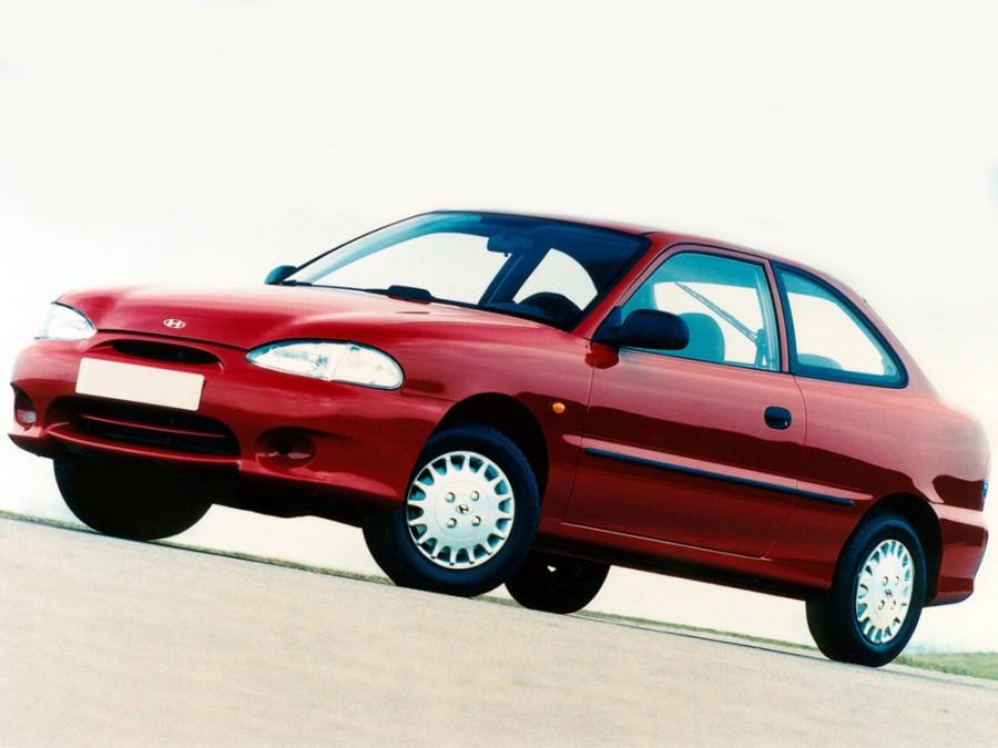 Hyundai Excel хетчбэк 3-дв., 1994–1999, X3 [рестайлинг] - отзывы, фото и характеристики на Car.ru