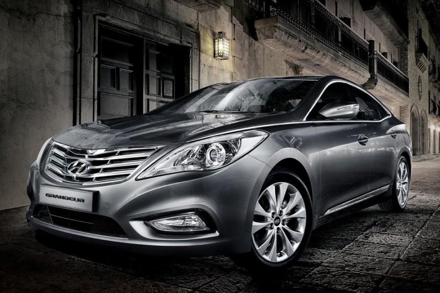 Hyundai Grandeur седан, 2011–2016, HG - отзывы, фото и характеристики на Car.ru