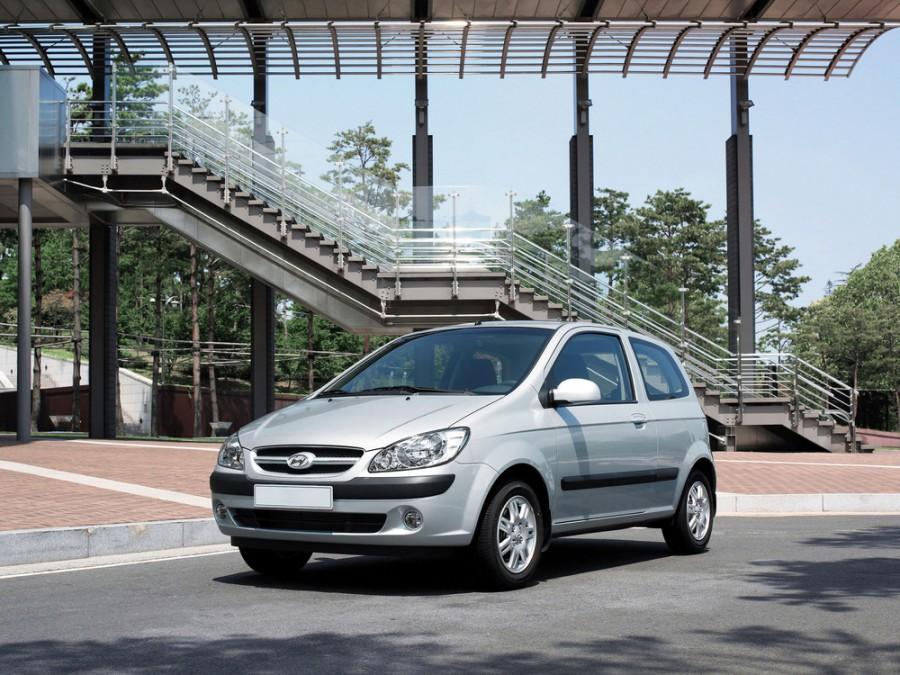 Hyundai Click хетчбэк 3-дв., 2005–2011, 1 поколение [рестайлинг] - отзывы, фото и характеристики на Car.ru