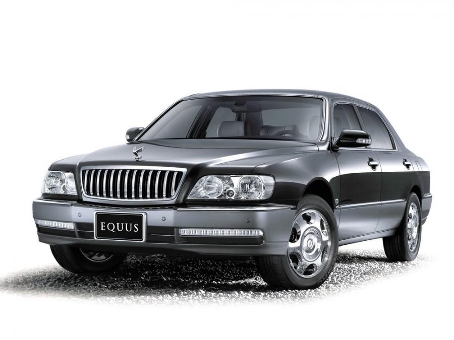 Hyundai Equus седан, 2003–2008, 1 поколение [рестайлинг] - отзывы, фото и характеристики на Car.ru