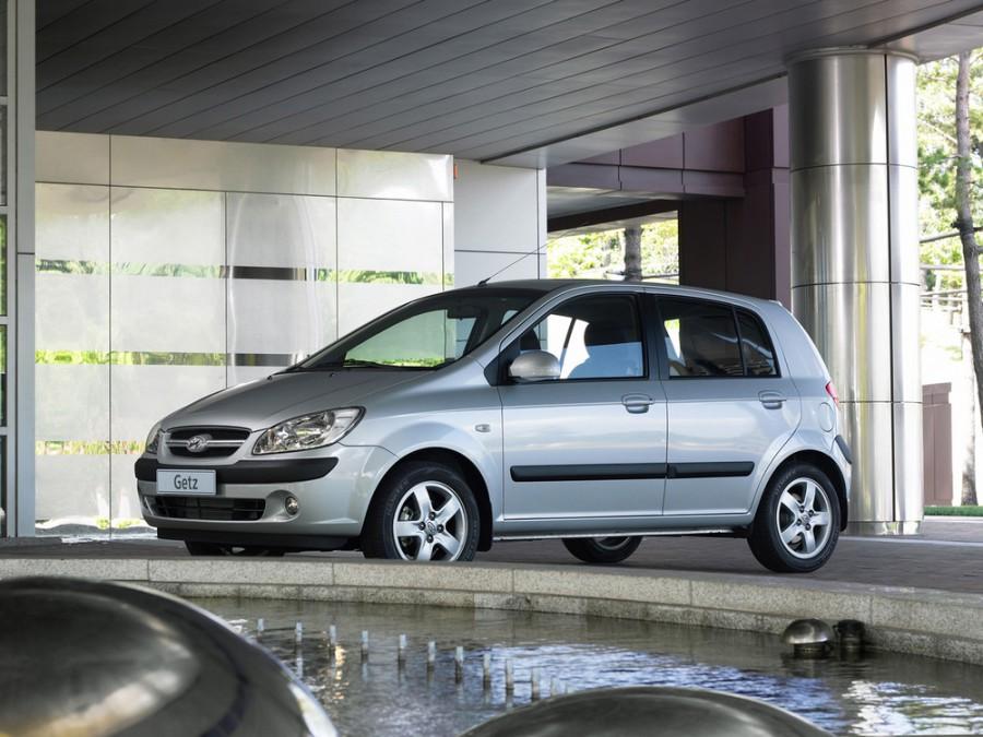 Hyundai Getz хетчбэк 5-дв., 2005–2011, 1 поколение [рестайлинг] - отзывы, фото и характеристики на Car.ru
