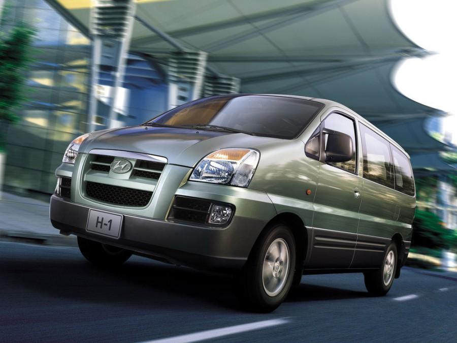 Hyundai H1 микроавтобус, 2004–2007, Starex [рестайлинг] - отзывы, фото и характеристики на Car.ru