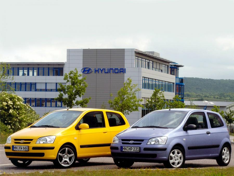 Hyundai Click хетчбэк 3-дв., 2002–2005, 1 поколение - отзывы, фото и характеристики на Car.ru