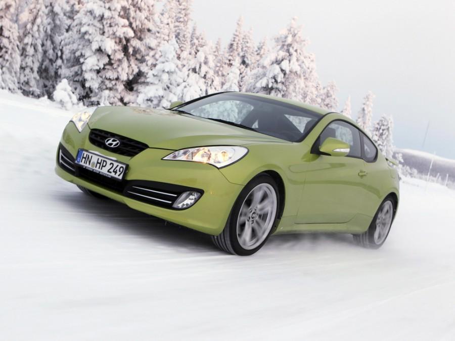 Hyundai Genesis купе 2-дв., 2008–2012, 1 поколение - отзывы, фото и характеристики на Car.ru