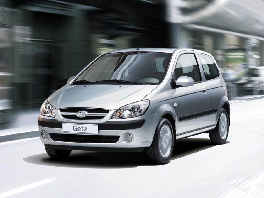 Hyundai Getz хетчбэк 3-дв., 2005–2011, 1 поколение [рестайлинг] - отзывы, фото и характеристики на Car.ru